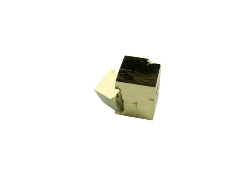 Navajun Spain Mine - Pyrite Cube Crystal With Display Case-#PC29