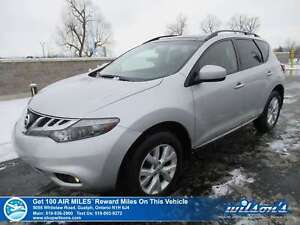 2014 Nissan Murano SL | AWD | LEATHER | SUNROOF | CRUISE CONTROL