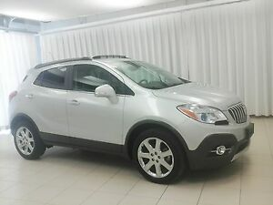 2016 Buick Encore HOT!! HOT!! HOT!! AWD SUV w/ HEATED LEATHER SE