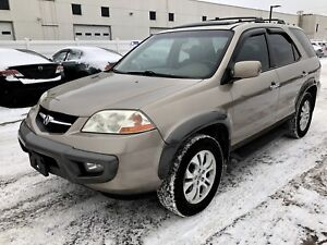 2003 Acura MDX Touring *7 SEATER*FULLY LOADED*CERTIFIED*LEATHER*