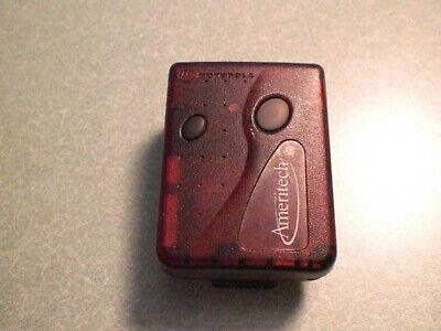 Vintage Motorola Pager Works