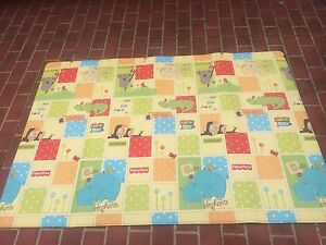 Fisher Price 'Parklon' Playmat Rouse Hill The Hills District Preview