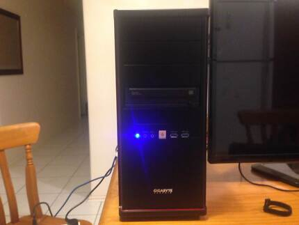 Mid-range gaming PC desktop Windows 7 64 bit Inala Brisbane South West Preview