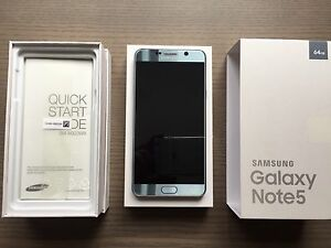 Note 5 Unlocked Firm $625
