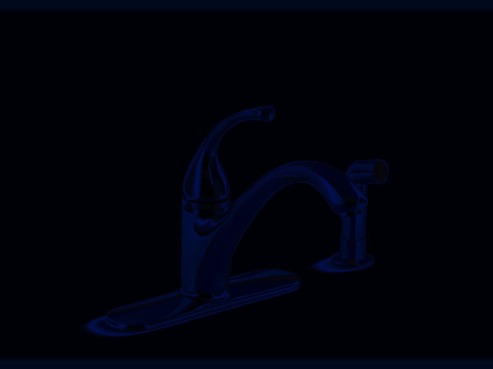 Kohler 77515 CP Tournant semi