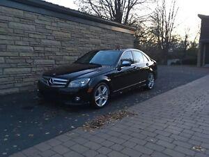 Mercedes c300 2008