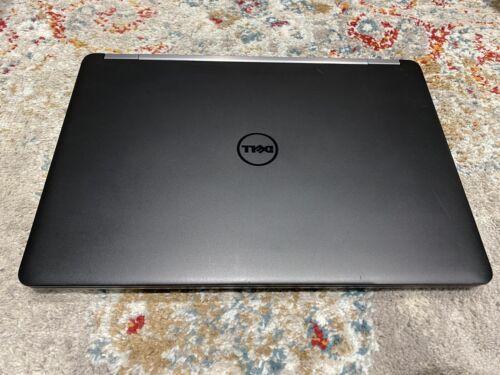 Laptop Windows - Dell Laptop - E5470 - i5-6200U - 8GB RAM - Windows 10 Pro - 500GB HDD
