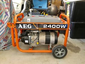 AEG 2400W generator