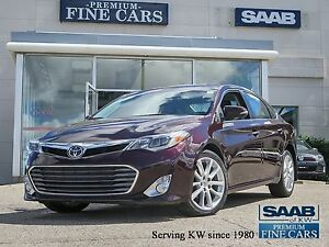 2013 Toyota Avalon LIMITED ONE OWNER NO ACCIDENT NAV/CAMERA