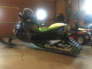 Arctic cat f8 ext