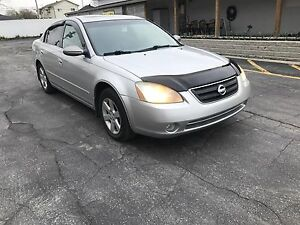 2003 nissan altima 2.5 sl fully loaded