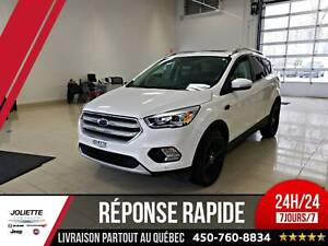2017 Ford Escape Titanium, AWD, CUIR, NAV, TOIT