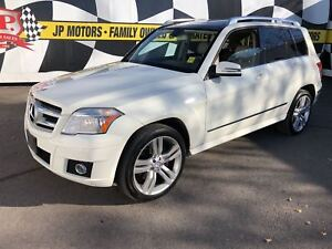 2011 Mercedes-Benz GLK-Class 350, Leather, Panoramic Sunroof, AW