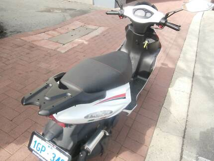 USED 50CC SCOOTER EXCELLANT CONDITION $1490 Subiaco Subiaco Area Preview