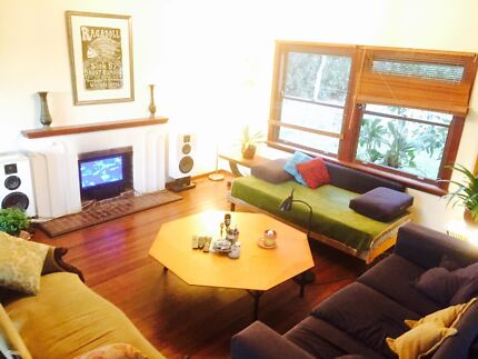 Rooms in beautiful house near uni overlooking Lismore