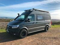 2019 VW Crafter Vanworx MWB Camper 4motion 4x4 Off Grid