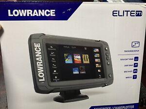 Brand New Lowrance Elite 7Ti Fishfinder/ chartplotter