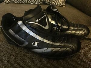 Size 2 1/2 Champion Soccer Cleats
