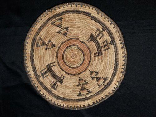 Native American Apache Handwoven Wedding Basket