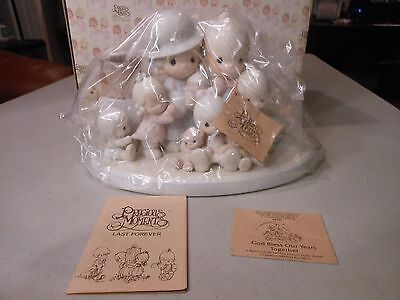 Precious Moments 12440 Commemorative Figurine God Bless Our Years Together NEW