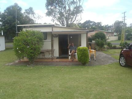 On Site caravan Greenwell Point Shoalhaven Area Preview