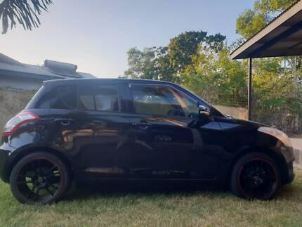 Suzuki ignis 2003 5dr cars vans utes gumtree australia darwin 2012 suzuki swift hatchback fandeluxe Choice Image