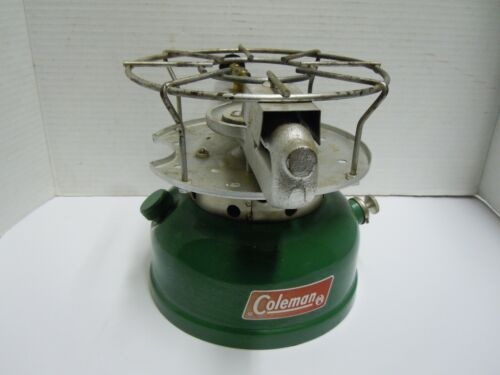 Vintage 1971 Coleman 500? Camp Stove Camping Canada made Very Nice