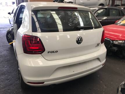 VW POLO HATCH 14 15 16 17 WRECKING for parts Revesby Bankstown Area Preview