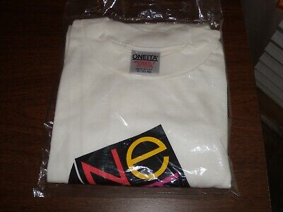 Vintage NeXT Computer Logo (Steve Jobs Apple) T-Shirt BRAND NEW SEALED Adult XL