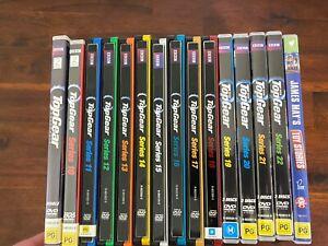 Top Gear seasons 10-22
