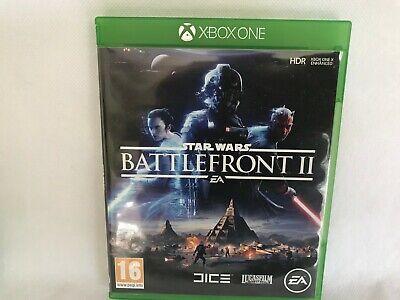 Star Wars Battlefront 2 (Xbox One, 2017)