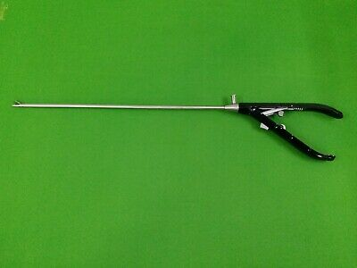 Needle Holder Straight Jaw 5mmx330mm Laparoscopic Surgical Instruments