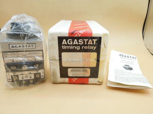 AGASTAT - 7022L27H - 120/240VAC 10A Contact,  3 - 30 Minute Timing Delay (QTY 1)