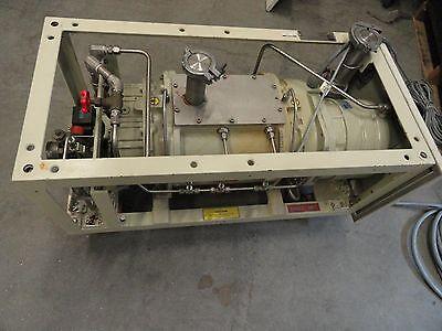 Ebara 40x20 Multi Stage Vacuum Pump 42cfm 208vac 3-phase