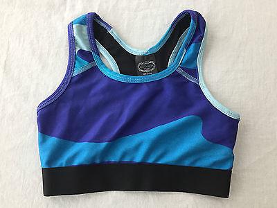 Детская танцевальная рубашка Zara Terez Blue