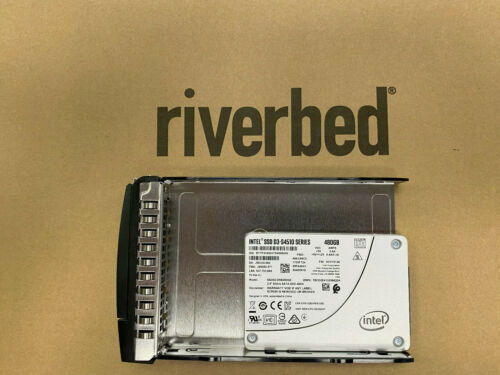 Riverbed Steelhead SSD-4-003, 480GB SSD.  Riverbed Specialists