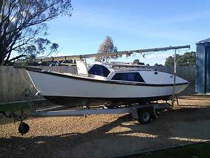 Trailer Sailer Metung East Gippsland Preview