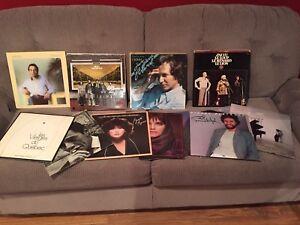 Vinyles artistes québecois