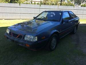 1986 Mitsubishi Cordia GSR Turbo Hatchback Peak Crossing Ipswich City Preview