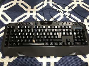Only used TWO times gaming keyboard & mouse