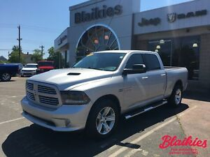 2015 Ram RAM  1500 Sport | SUNROOF | HEATED/VENTED SEATS | NAV |