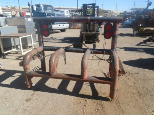 Head Rack/Cage for Use with Tulsa Winch Model 70