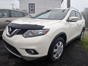2016 Nissan Rogue Summer wheels, warranty! SV