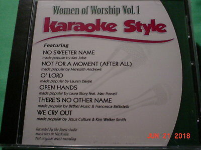 Country Radio Hits Volume 1 Christian Karaoke Style New Cd+g Daywind 6 Songs Soft And Antislippery Karaoke Cdgs, Dvds & Media