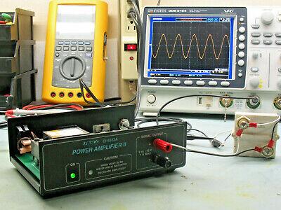 10 Watt Dc-100khz - 10v 1 Amp Power Amplifier For Dds Function Generators