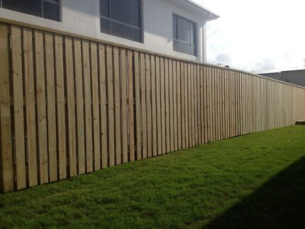 Fencing retaining walls Rochedale South Brisbane South East Preview