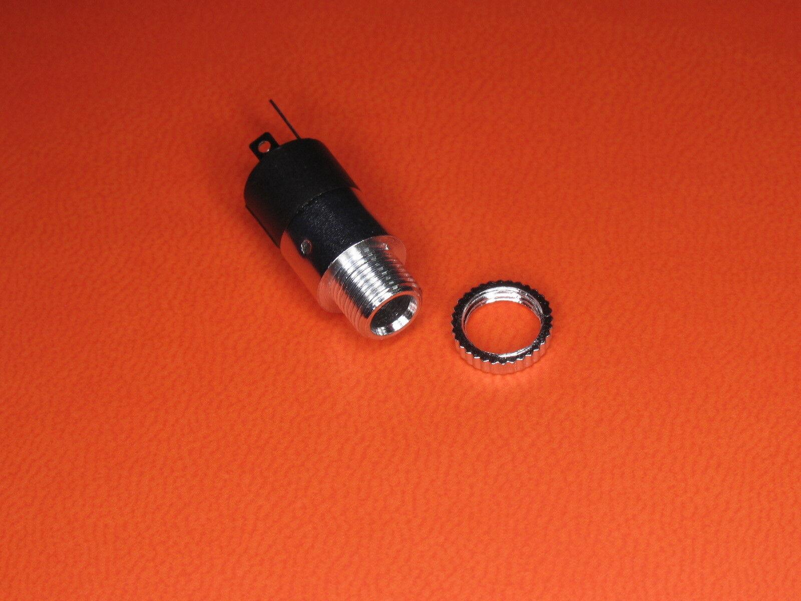 AUX 3,5 ,Klinkenbuchse, Einbaubuchse Audio, Klinke 3,5mm, 3 Pin, 2 Stück