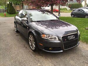 Audi s4 quattro 2008 v8 4.2