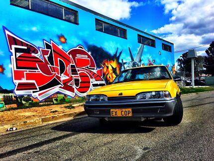 1986 Holden VL Turbo