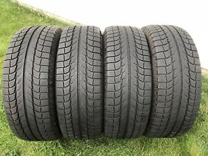265 60 r 18 michelin x-ice xi2 d'hiver comme neuf